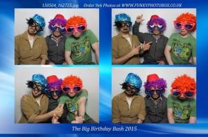 big birthday bash, 4th may