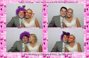 charlotte & nick, 3rd may