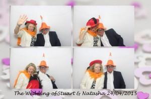 stuart and natasha 24th april