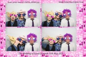 sarah and joseph 16 may