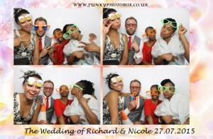 richard and nicole 27th july