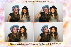 stacey and tom, 25th july