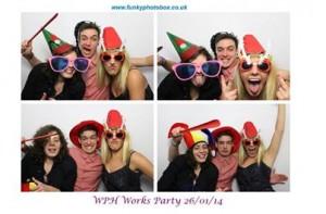 Woodlands Park Staff Party