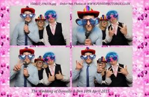 danielle & ben, 10th April