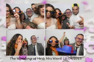 mr and mrs ward, 18th april