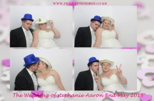 stephanie & aaron, 8th May