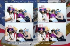charlotte and patrick 15th may