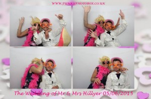 m and mrs hillyer 5th june