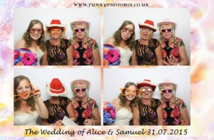 alice and samuel, 31 july