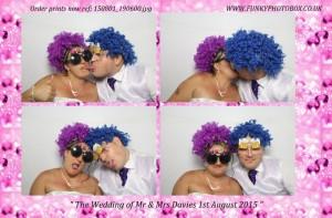 mr and mrs davies, 1st aug