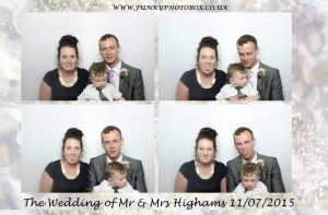 mr and mrs higham, 11th july